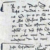 1348 - Cuaderno de las Cortes de Alcalá de Henares