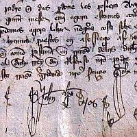 1367 - Cuaderno de las leyes particulares de Toledo aprobadas en las Cortes de Burgos