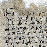 1371 - Cuaderno de las leyes sobre administración de justicia aprobadas en las Cortes de Toro