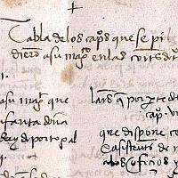1525 - Cuaderno de las Cortes de Toledo