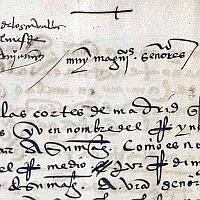 1528 - Cuaderno de las Cortes de Madrid