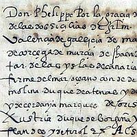 1560 - Cuaderno de las Cortes de Toledo
