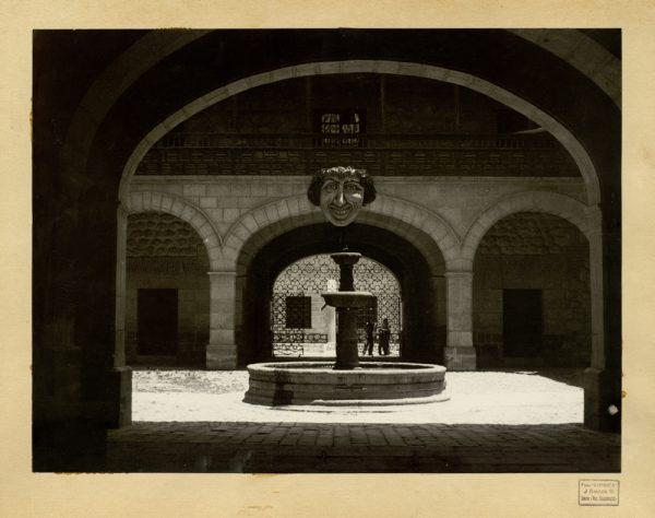 18 - Patio de la Real Casa de la Moneda