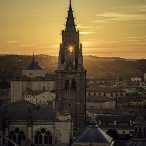 """""""La Catedral del Sol"""", ganadora del concurso de fotografía del 30 Aniversario de 'Toledo Ciudad Patrimonio'"""