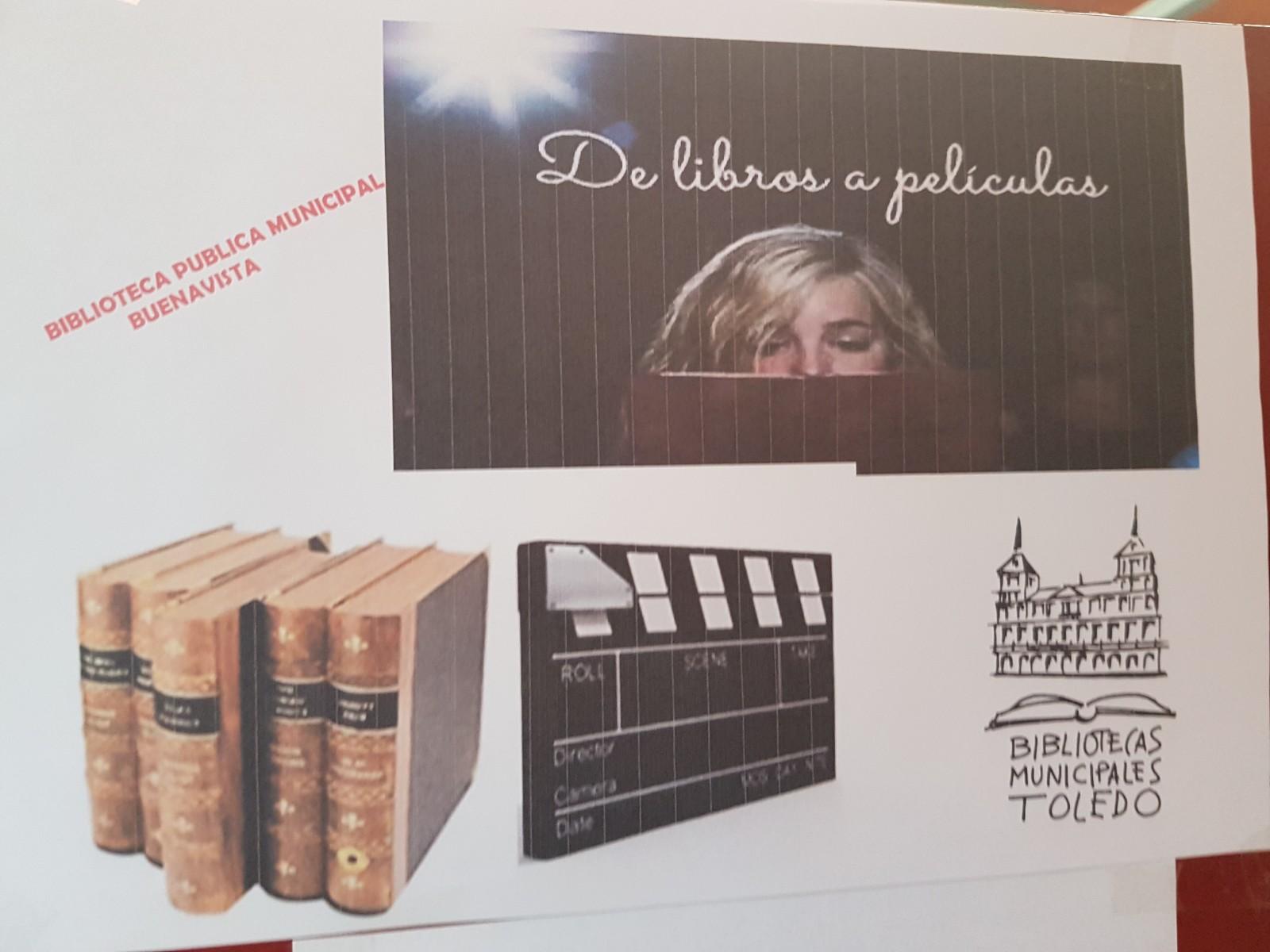 De libros a peliculas ayuntamiento de toledo for Oficina padron madrid