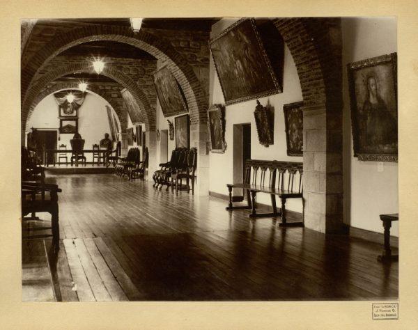 23 - Pinacoteca de la Real Casa de la Moneda