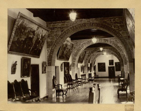 24 - Pinacoteca de la Real Casa de la Moneda