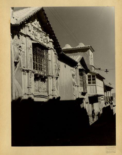 37 - Fachada de la casa de los condes de Octavio