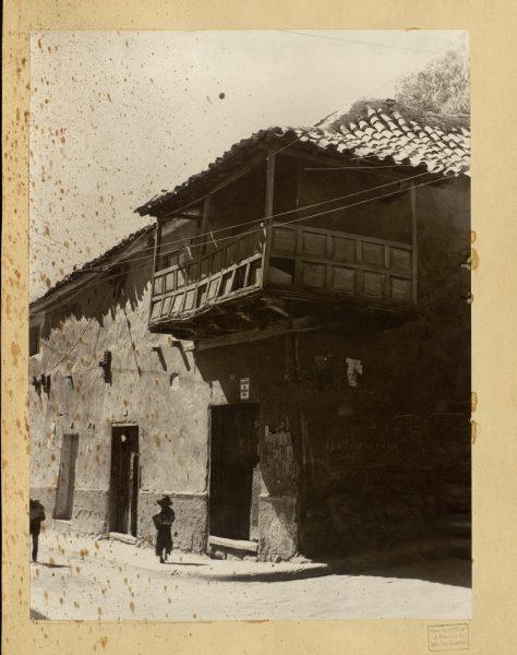 39 - Casa del balcón de la horca