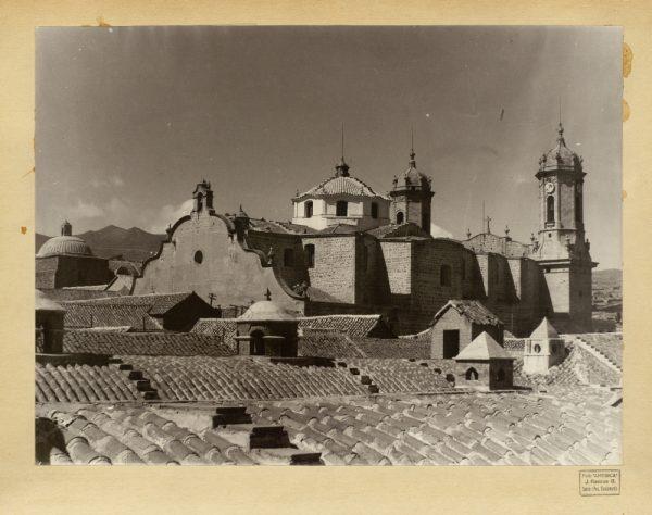 42 - Vista superior de la catedral