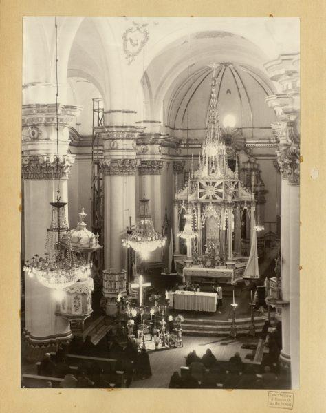 44 - Altar mayor de la catedral