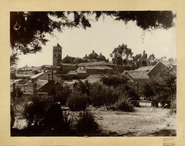 45 - Vista del monasterio de San Francisco