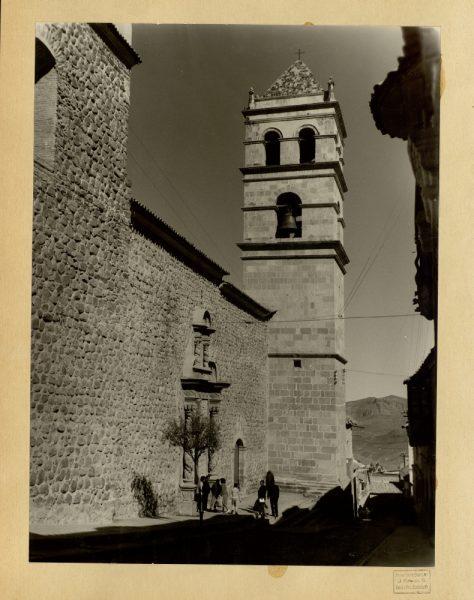 46 - Torre del monasterio de San Francisco