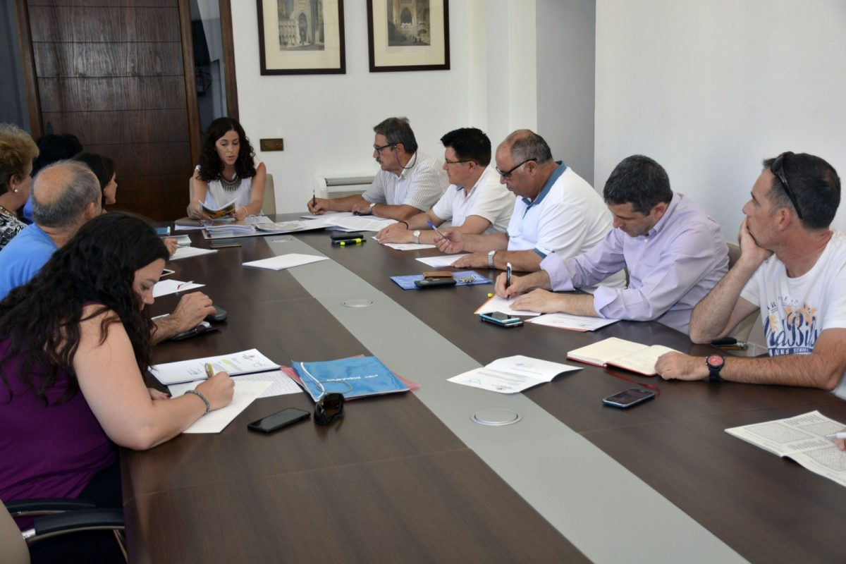 https://www.toledo.es/wp-content/uploads/2017/07/consejo_medio_ambiente02-1200x800.jpg. El equipo de Gobierno informa en el Consejo de Medio Ambiente del Plan Director de Arbolado para el barrio de Los Bloques