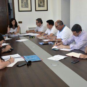 El equipo de Gobierno informa en el Consejo de Medio Ambiente del Plan Director de Arbolado para el barrio de Los Bloques
