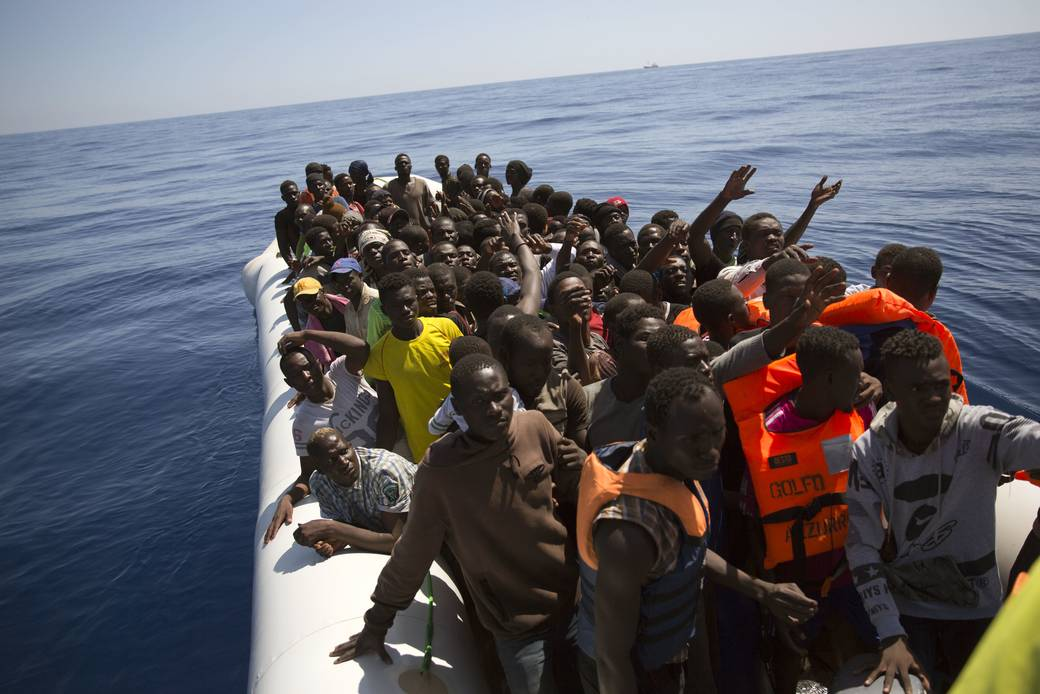 UE: Un borrador de código de salvamento marítimo para ONG que amenaza vidas
