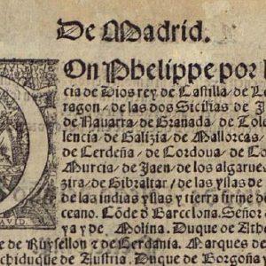 35 - Toledo y sus Cuadernos de Cortes (1346-1563)