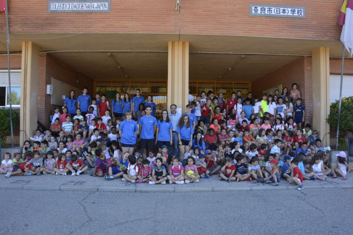 El 19º Campamento Urbano de Verano del Ayuntamiento incrementa este año su presupuesto y número de plazas e incorpora novedades