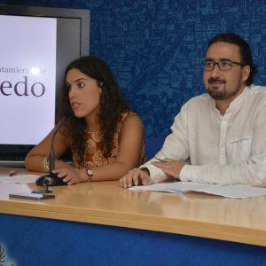 El Ayuntamiento iniciará a finales de año un proyecto dirigido a 60 jóvenes de Toledo con dificultades de inserción laboral