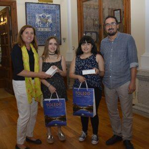 Dos toledanas se hacen con uno de los premios del Certamen Nacional Audiovisual convocado por Ciudades Patrimonio