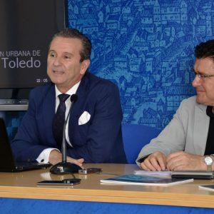 """""""La evolución urbana de Toledo"""", presentado hoy, repasa la configuración y los diferentes planeamientos de la ciudad"""