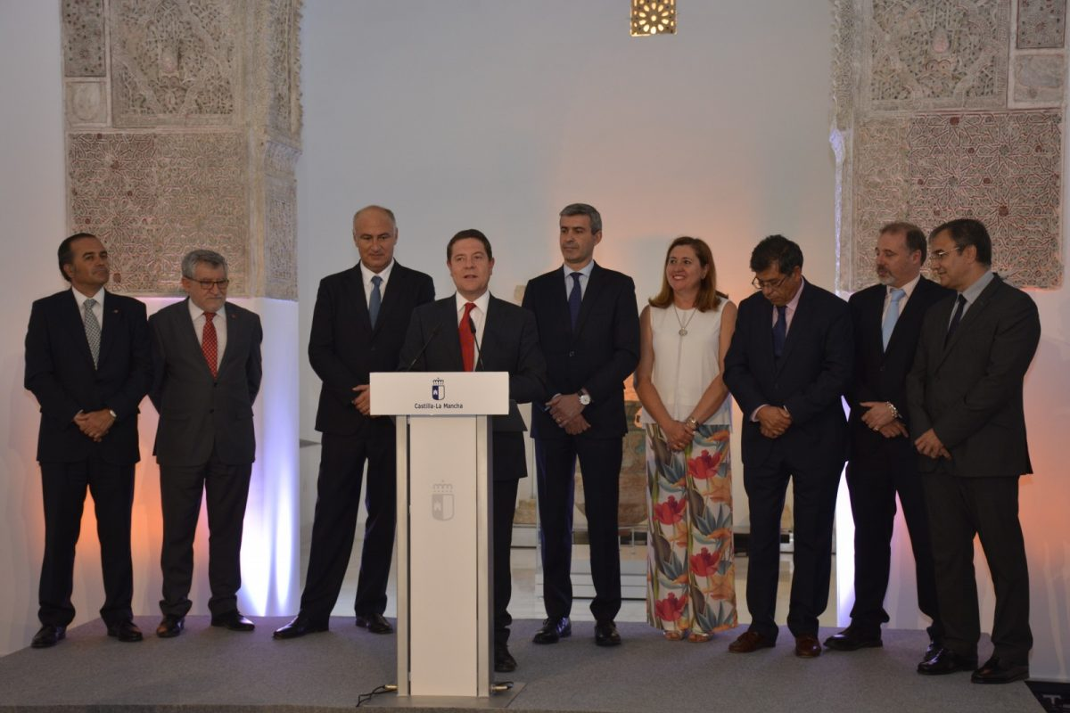 https://www.toledo.es/wp-content/uploads/2017/07/expo_tallermoro-1200x800.jpg. Toledo estrena nuevo espacio expositivo con la reapertura del Taller del Moro, un joya mudéjar única en el país