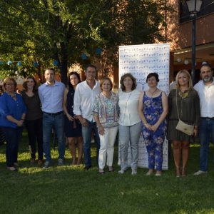 APANAS cierra el curso con una Fiesta de Verano en sus instalaciones que ha contado con el respaldo del Ayuntamiento