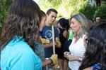 La alcaldesa anuncia la concesión de una ayuda de 834.552 euros del Fondo Social Europeo destinada al empleo juvenil