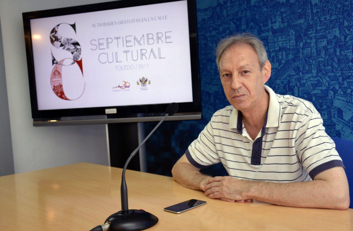 """https://www.toledo.es/wp-content/uploads/2017/07/presentacion_septiembre_cultural-1200x785.jpg. El Ayuntamiento presenta un nuevo Septiembre Cultural para que Toledo """"bulla y viva"""" sus 30 años de Patrimonio de la Humanidad"""
