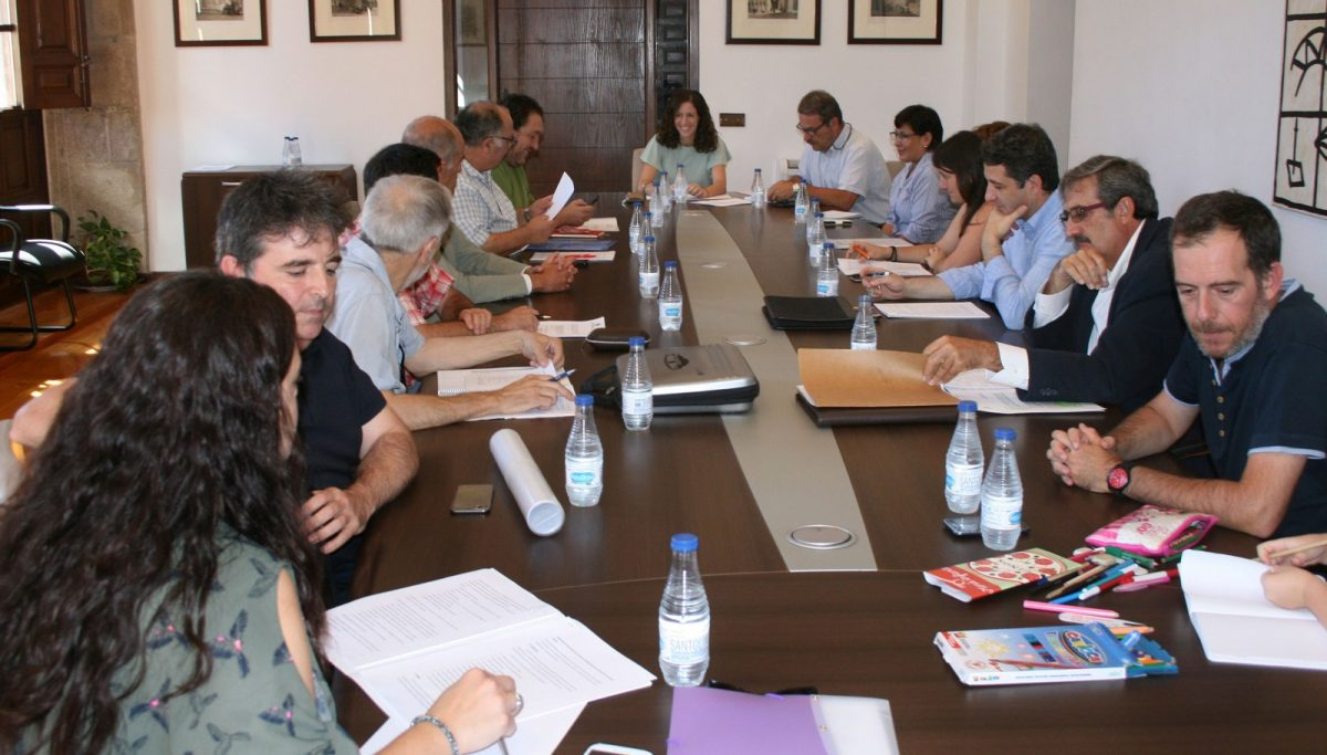 El Consejo del Pacto por el Tajo acuerda las prioridades que se remitirán a la CHT para la recuperación del río a su paso por Toledo