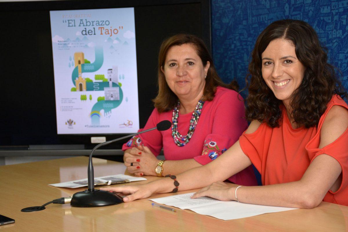 """http://www.toledo.es/wp-content/uploads/2017/07/ruta_abrazo_tajo-1200x800.jpg. El lunes comienzan las rutas gratuitas """"El Abrazo del Tajo"""", que ponen en valor el patrimonio natural e histórico del río"""