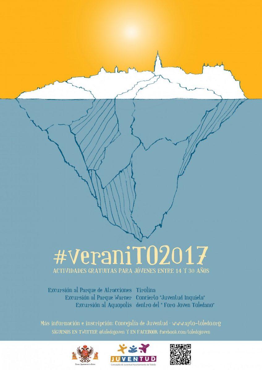 El Ayuntamiento abre las inscripciones del Veranito 2017 para que jóvenes de Toledo disfruten gratuitamente de actividades de ocio