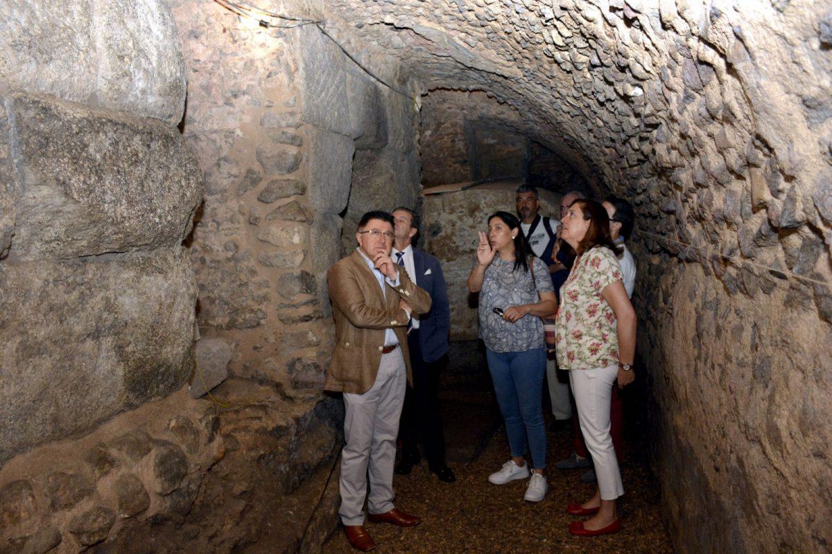El Gobierno local destaca la importancia de acercar los nuevos hallazgos históricos de la ciudad a todos los toledanos