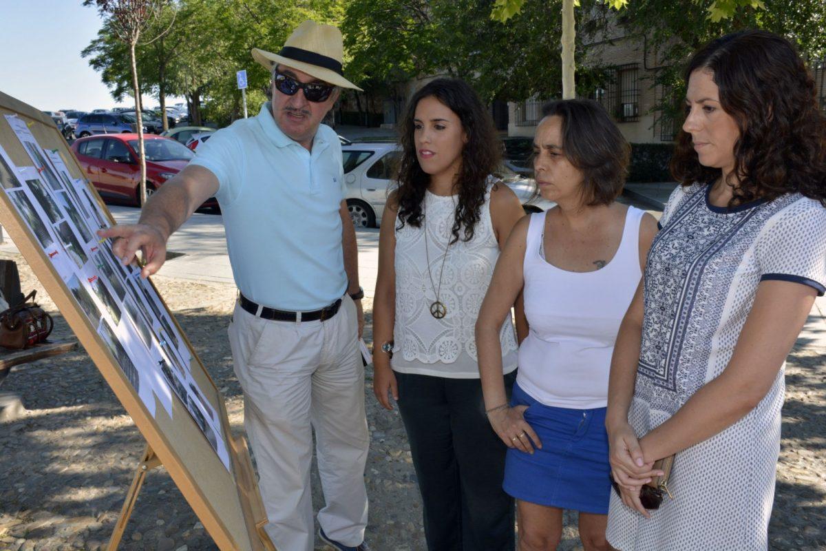 El Ayuntamiento cumple uno de los compromisos del Pacto por el Tajo con el adecentamiento y limpieza de la Senda Ecológica