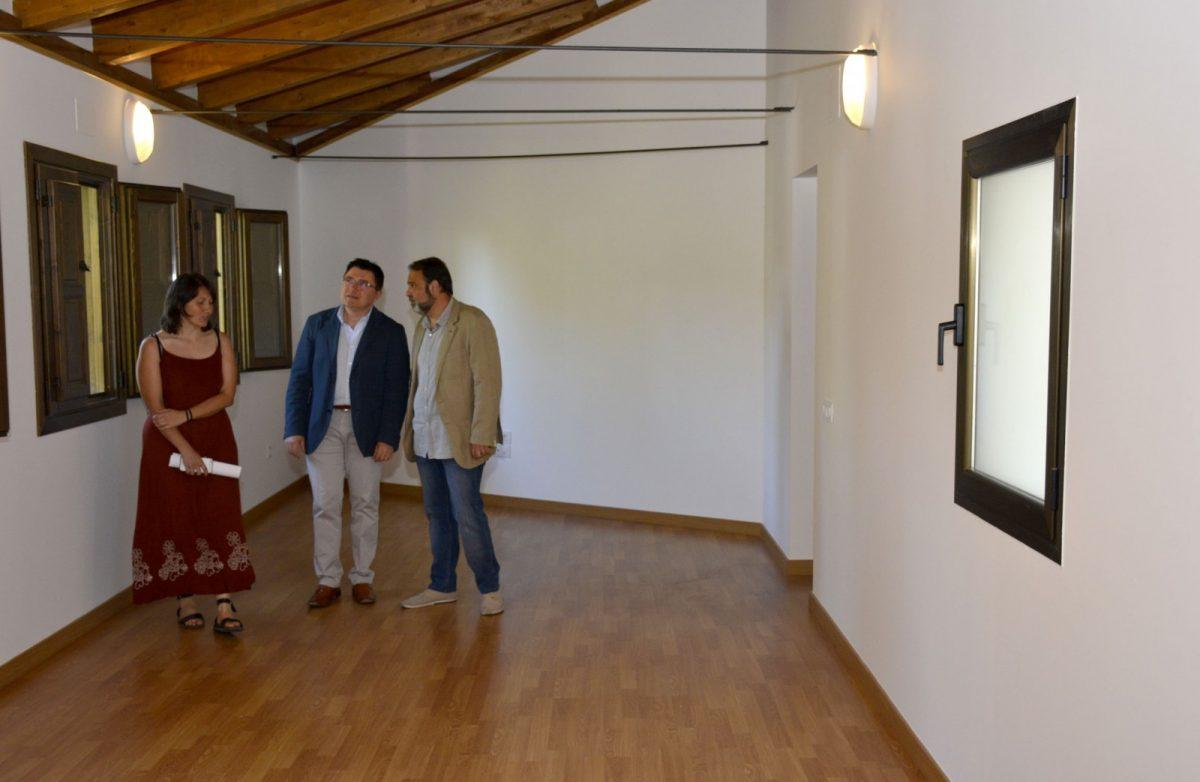 http://www.toledo.es/wp-content/uploads/2017/07/visita_viviendas_acogida_temporal03-1200x782.jpg. El Ayuntamiento rehabilita dos viviendas sociales en el Casco Histórico destinadas a acogida temporal de familias necesitadas