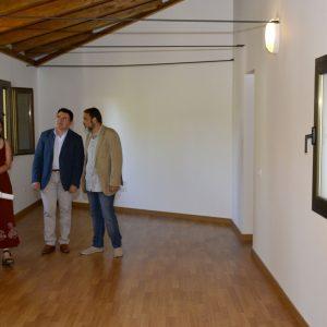 El Ayuntamiento rehabilita dos viviendas sociales en el Casco Histórico destinadas a acogida temporal de familias necesitadas