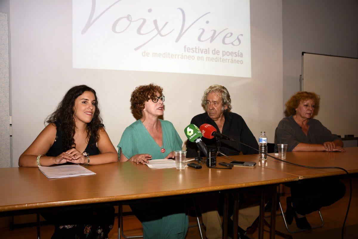 http://www.toledo.es/wp-content/uploads/2017/07/voix_vives-1200x801.jpg. La V edición de Voix Vives se celebrará del 1 al 3 de septiembre con Paco Ibáñez como padrino y la actuación de Carmen Linares