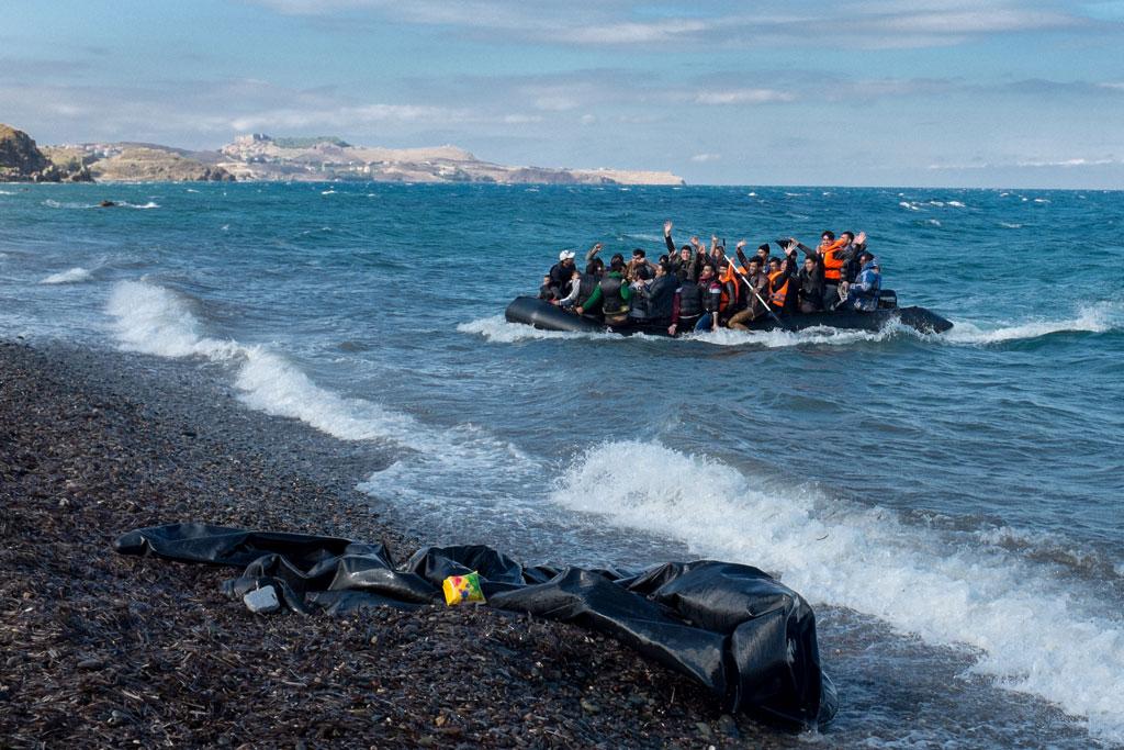 http://www.toledo.es/wp-content/uploads/2017/08/05-19-2017mediterranean.jpg. El flujo de refugiados hacia Europa se redujo en ciertas rutas en el primer semestre de 2016: ACNUR