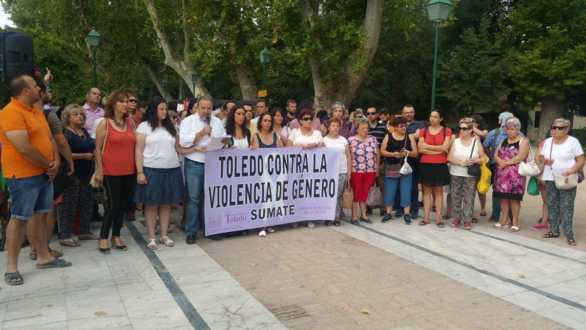 """http://www.toledo.es/wp-content/uploads/2017/08/20170801_101333-1200x675.jpg. El Consejo Local de la Mujer lanza un mensaje de esperanza a las víctimas de la violencia de género: """"De la violencia se sale"""""""