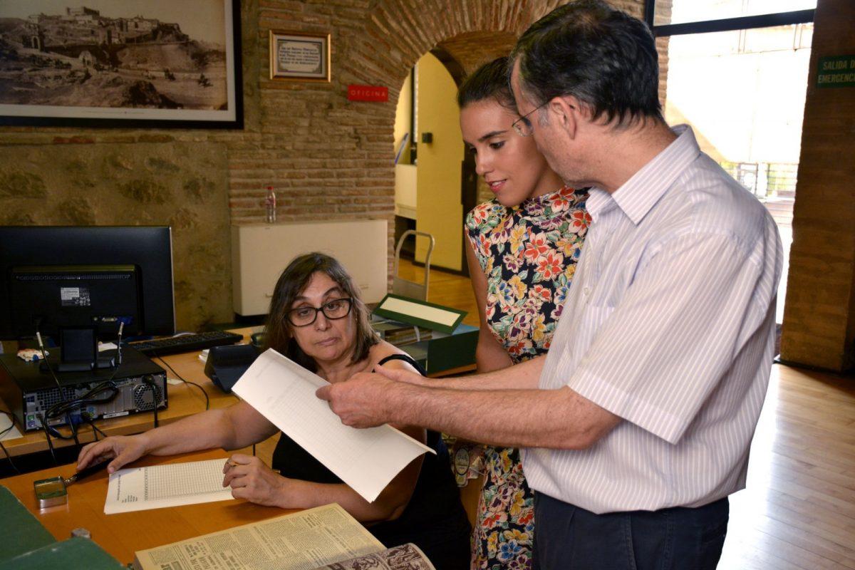 http://www.toledo.es/wp-content/uploads/2017/08/archivo_empleo01-1200x800.jpg. El Ayuntamiento destina recursos del Plan de Empleo a la digitalización de documentos del Archivo Municipal