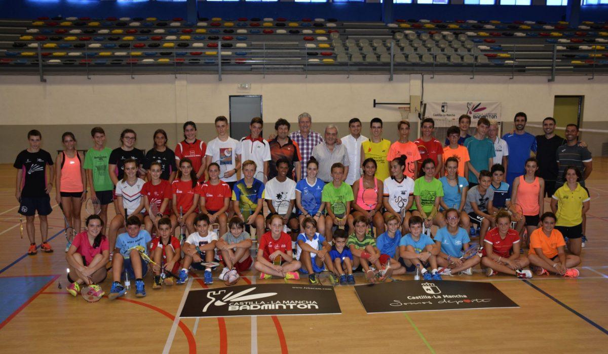 http://www.toledo.es/wp-content/uploads/2017/08/clinic_badminton01-1200x698.jpg. Toledo acoge una nueva edición del Clínic de Bádminton de Castilla-La Mancha con la presencia del olímpico Pablo Abián