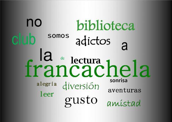 CLUB DE LECTURA FRANCACHELA