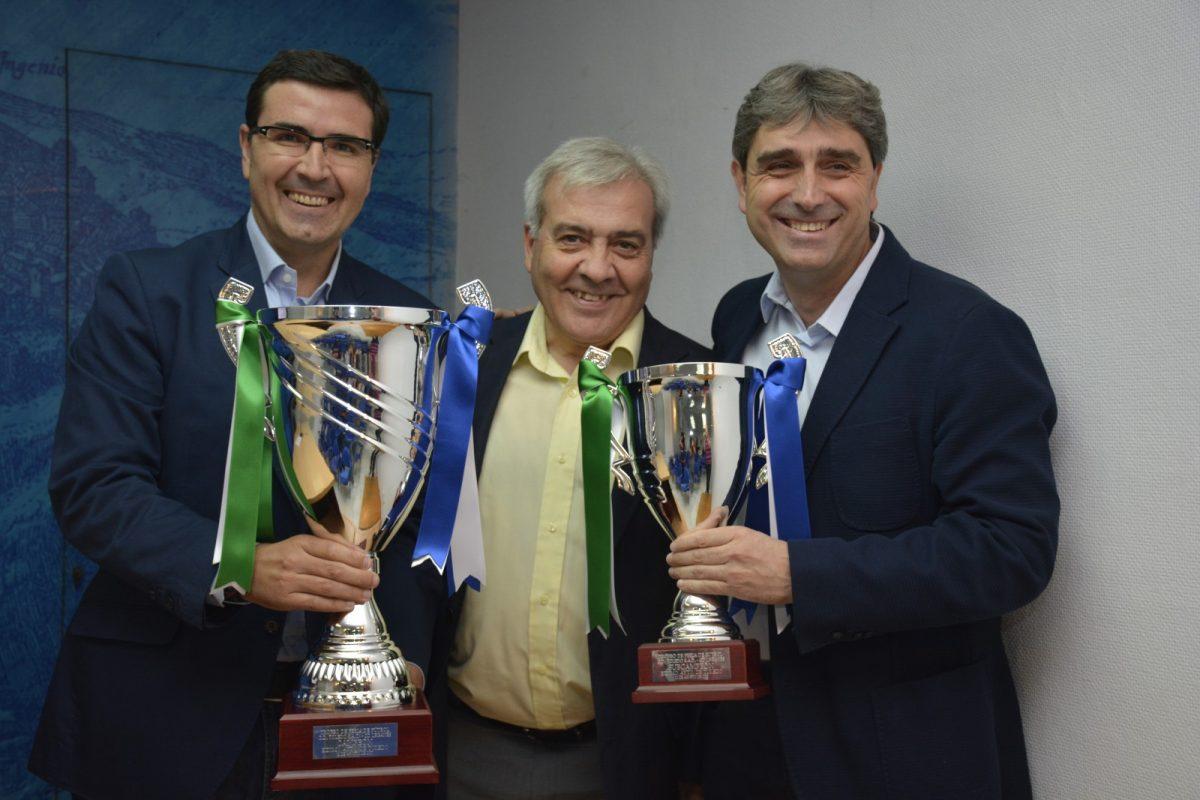 """El 52º Trofeo de Ferias de Toledo enfrentará el próximo sábado al C.D Toledo y el C.D Leganés en un """"espectáculo único"""""""