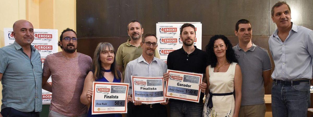 Raúl Clavero gana el I Concurso de…