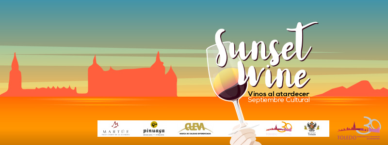Agotadas las reservas para asistir a las degustaciones del programa Sunset Wine del Septiembre Cultural