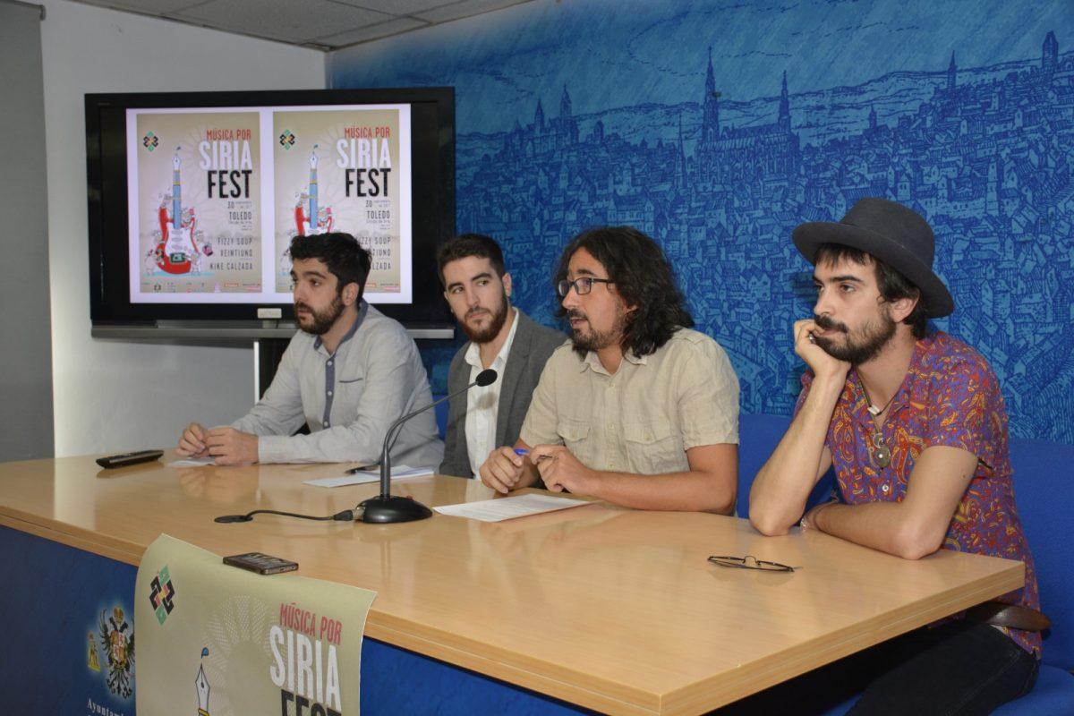https://www.toledo.es/wp-content/uploads/2017/09/01_musica_siria-1200x800.jpg. Toledo se suma al proyecto 'Música por Siria Fest' con un concierto en el Círculo del Arte para recaudar fondos