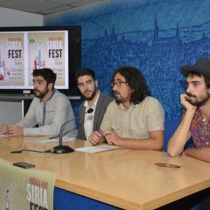 oledo se suma al proyecto 'Música por Siria Fest' con un concierto en el Círculo del Arte para recaudar fondos