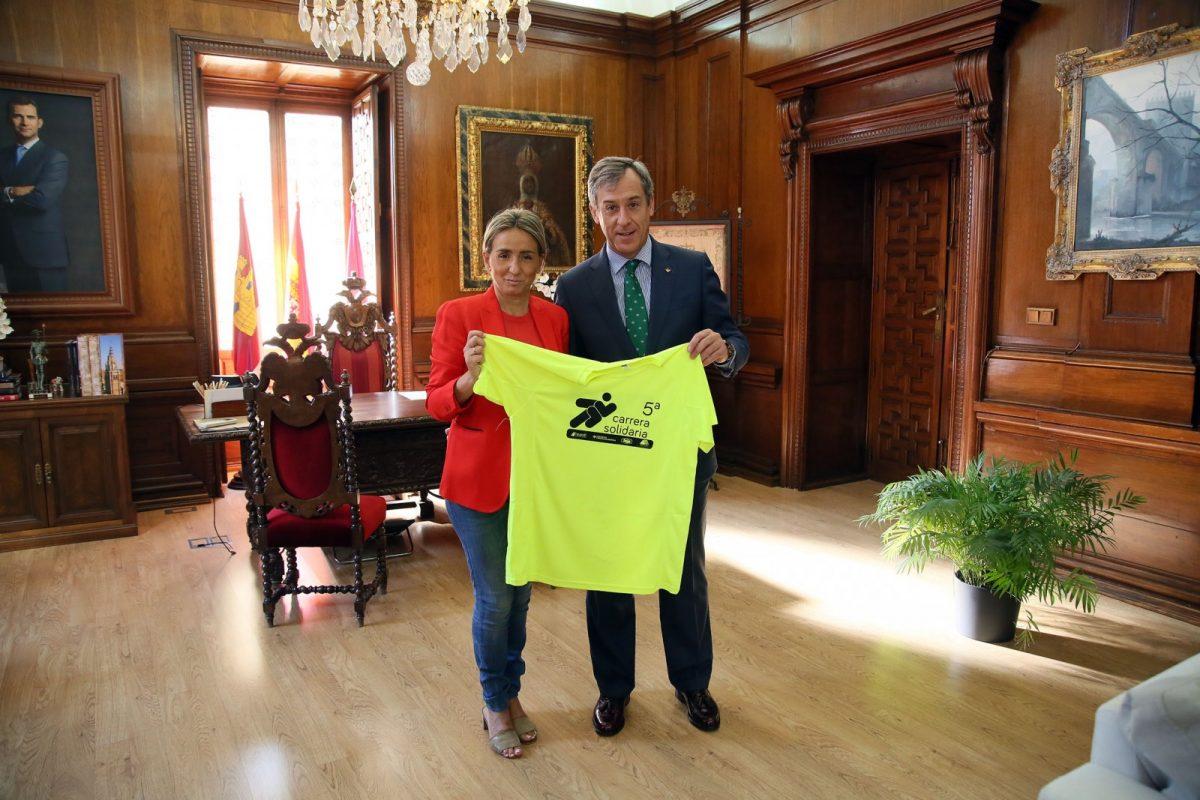 https://www.toledo.es/wp-content/uploads/2017/09/01_reunion_caja_rural-1200x800.jpg. Respaldo del Gobierno local a la V Carrera Solidaria de la Fundación Caja Rural Castilla-La Mancha – Tello que se celebra este domingo