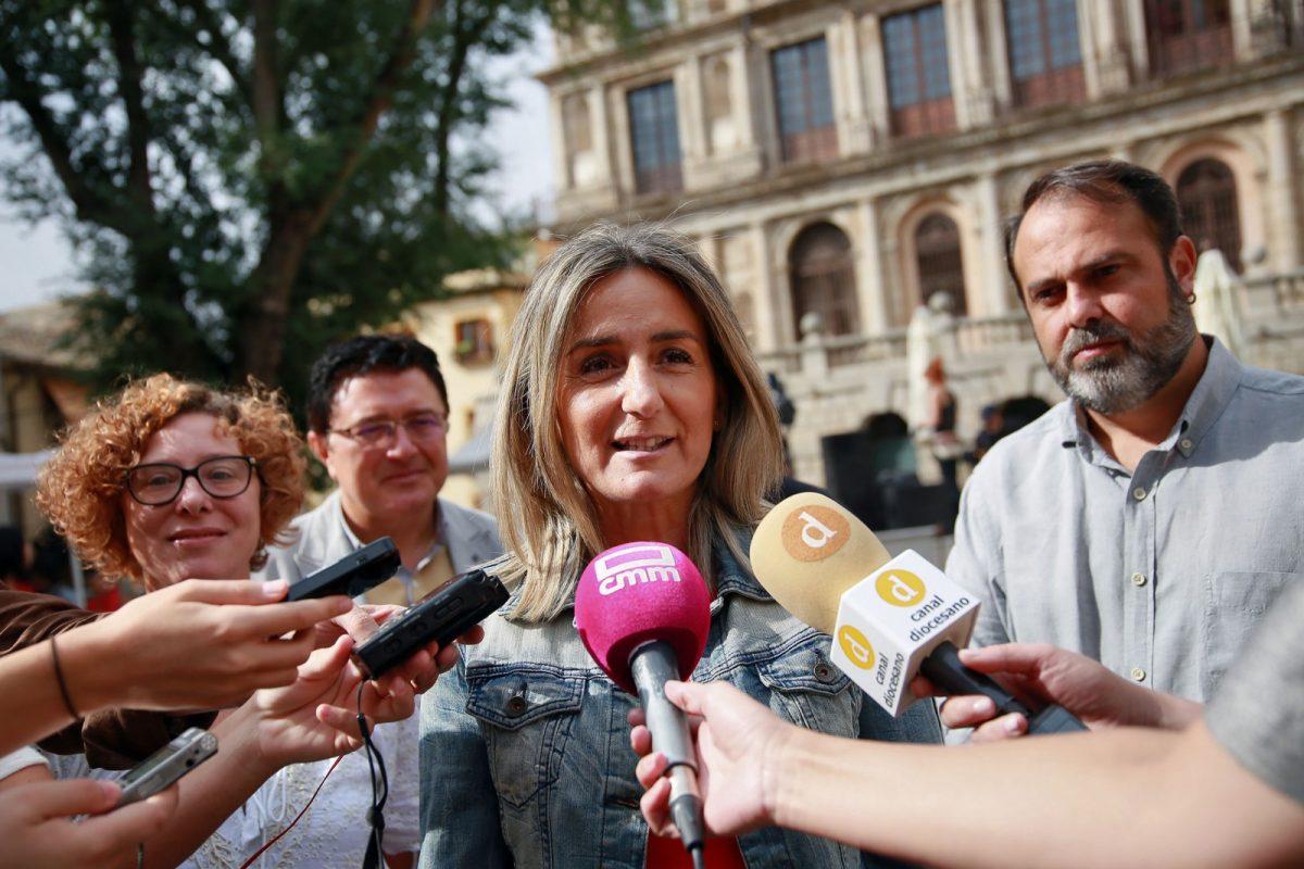 """https://www.toledo.es/wp-content/uploads/2017/09/01_voix_vives-1200x800.jpg. La alcaldesa inaugura la V edición de Voix Vives y destaca su carácter """"más ambicioso y consolidado"""" en el año del Patrimonio"""