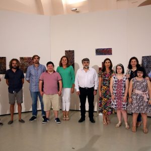 El Ayuntamiento respalda la muestra 'Arte Down' que acoge San Marcos hasta el próximo 22 de septiembre
